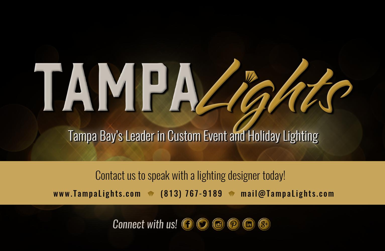 lighting rental tampa