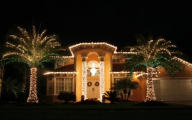 holiday lights tampa