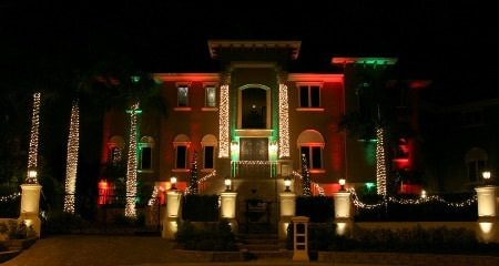 christmas light installation tampa