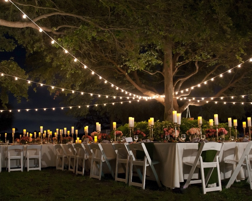 wedding lighting company