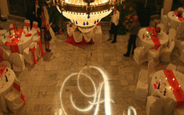 wedding-projection-lighting