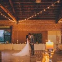 wedding reception light decoration