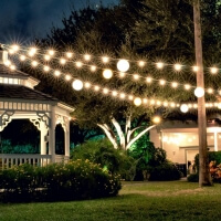 Garden Lighting Service