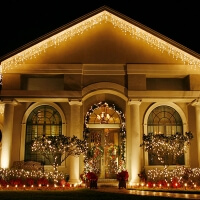 holiday lighting company tampa