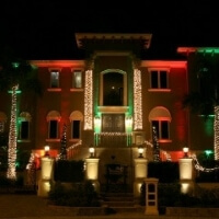 outdoor Christmas lighting companies