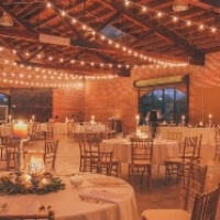 outdoor wedding light