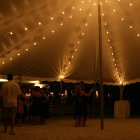 Tampa event lighting