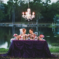 wedding Chandeliers Lighting Service
